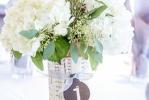 table decor with music