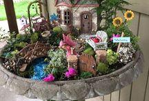 Terrarium - Minyatür bahçeler