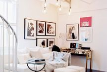 Interiors / DIY, eclectic, funky and warm decor ideas that won't break the bank.