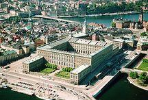 Stadtschloss Stockholm / Stockholm Royal Palace