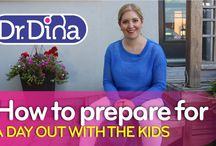 Dr. Dina's Parenting Tips on YouTube / Dr. Dina shares her no-nonsense parenting advice and tips on YouTube. (Don't forget to subscribe to her YouTube channel!)
