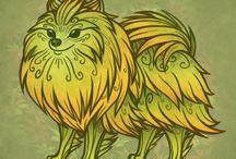 Pups tattoo