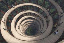 arch. Spiralen