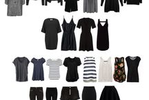 kapsel garderobe
