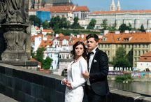 Wedding in Prague