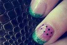 Nails / by Rebecca Sampson