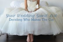 wedding advice / tidbits you might find useful