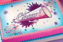 sheet cakes / by Dina Terhune