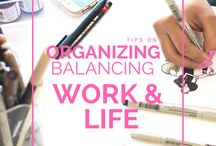Work and blogging