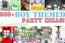 Party ideas / by Heather Johannes