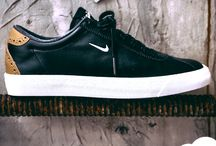 Nike Suede