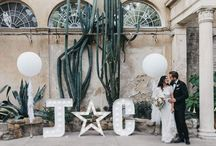 Botanical Tropical Wedding Ideas