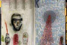 sketchbooks & drawings &  / by Michael O'brien