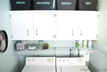 Idea's For The Home: Laundry Room / by Anna S.