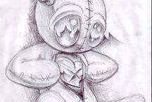 Woodoo doll