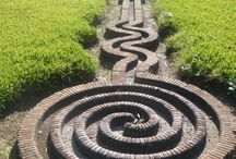 Spirals and Labyrinths