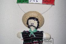 Celebrando a MEXICO / by El Baúl de Andrea