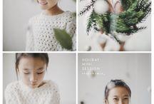 Рождественская фотография