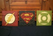 Super Heroes / by Heather Hawthorne