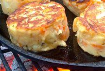 Recipes - Potato Cakes