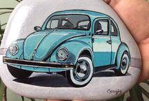 Araba çizimleri