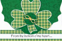 Cards - St. Patrick's Day / by Brenda Sears
