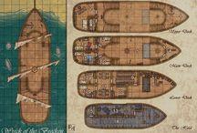 Navios e embarcações