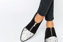 mis zapatos y carteras