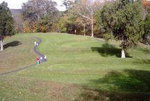 "mounds bilder / ancient civilizations and ""genius loci"""