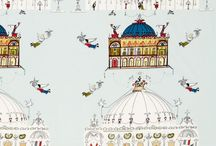 Spectacular Textiles & Prints / by PickingDaisies Napkins/Fabric