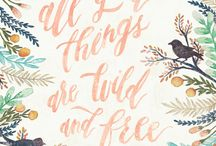 Pretty Things & Happy Thoughts / by Kendall Johnson