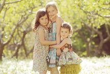 Photography Ideas - Children / children and kids photo session inspiration and posing ideas
