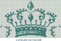 X-stitching/Royal&Fairytales