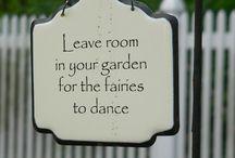 Jardin & Fleurs - Garden & Flowers / by Jane Escoffier