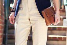 Summer executive outfit