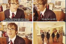 MIKEY WAY  / I have such an intense love for a man I found out about in October.