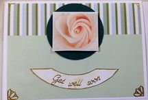 Paper-craft, greeting cards; my creations / all things paper