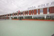 Doğa Okulları Batışehir Kampüsü / Dünya standartlarında eğitim imkanı sunan Batışehir Doğa ilköğretim hazırlık sınıfından ortaokula kadar eğitim imkanı sunuyor.