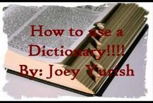 Dictionary Training