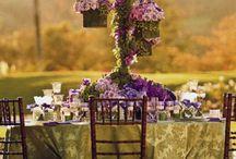 Floral arrangements / by Jamie Bonneau