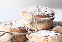 Muffinssit ja kuppikakut