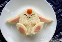 Comida entretenida!!