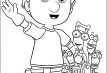 Handy Manny coloring pages /            This page has free Handy Manny coloring pages for kids.