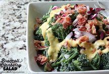 salads / by Beth Bowen