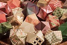 Origami i paper