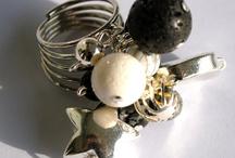 Black by BluDiletta / Handmade jewellery