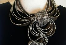Zipper Nacklace