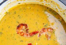 Fall Seafood Recipes