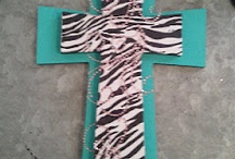 I love crosses / by Melissa Padgett