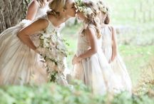 Kids + Weddings / by Belle The Magazine